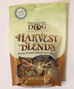 Harvest Blends Treats from December Pet Treater Box - The Homespun Chics