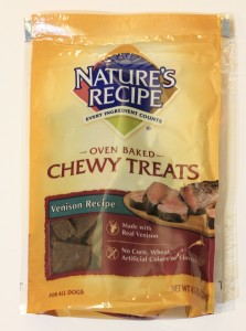 Nature's Recipe Treats from December Pet Treater Box - The Homespun Chics