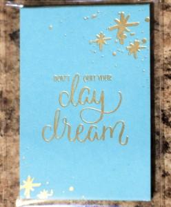 Parrott Design Studio mini sticky notes