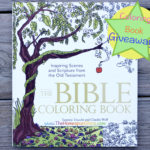 2016.05 Bible Coloring Book Giveaway