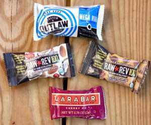 Mini protein & energy bars