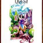 Quest Master Collection Adult Coloring Book