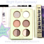 Bright Eyes Giveaway