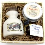 Boot Track Maple Gift Basket display