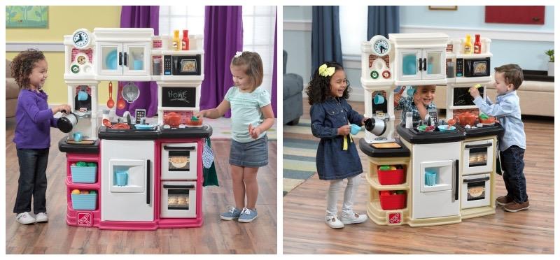 Step2 Great Gourmet Kitchen Set Giveaway The Homespun Chics