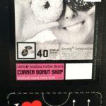 Corner Donut Shop coffee box