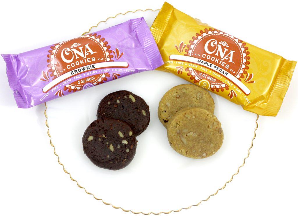 August 2016 Cozy Reader Club - Ona Cookies