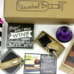 September 2016 Uncorked Box