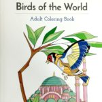 Birds of the World Adult Coloring Book