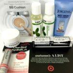 October 2016 Target Beauty Box