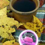 Brooklyn Bean Roastery Pink Pumpkin coffee cup