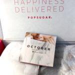 October 2016 Popsugar box