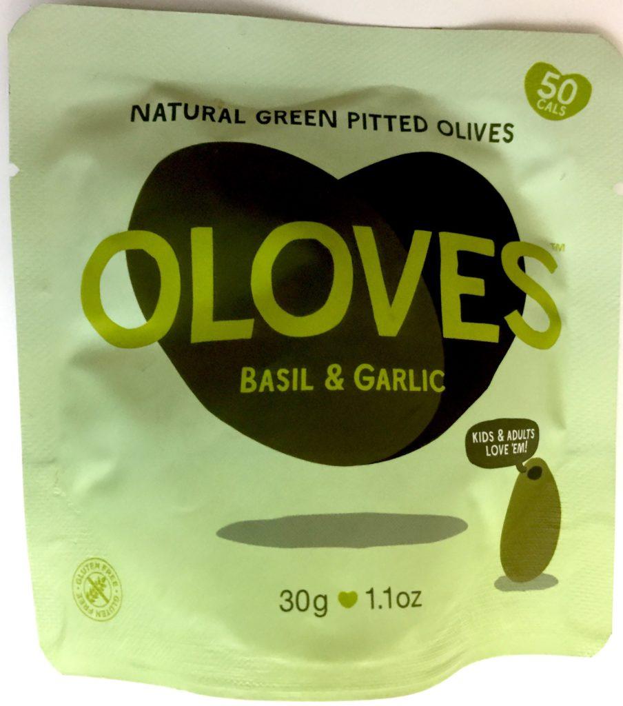 Oloves Basis & Garlic