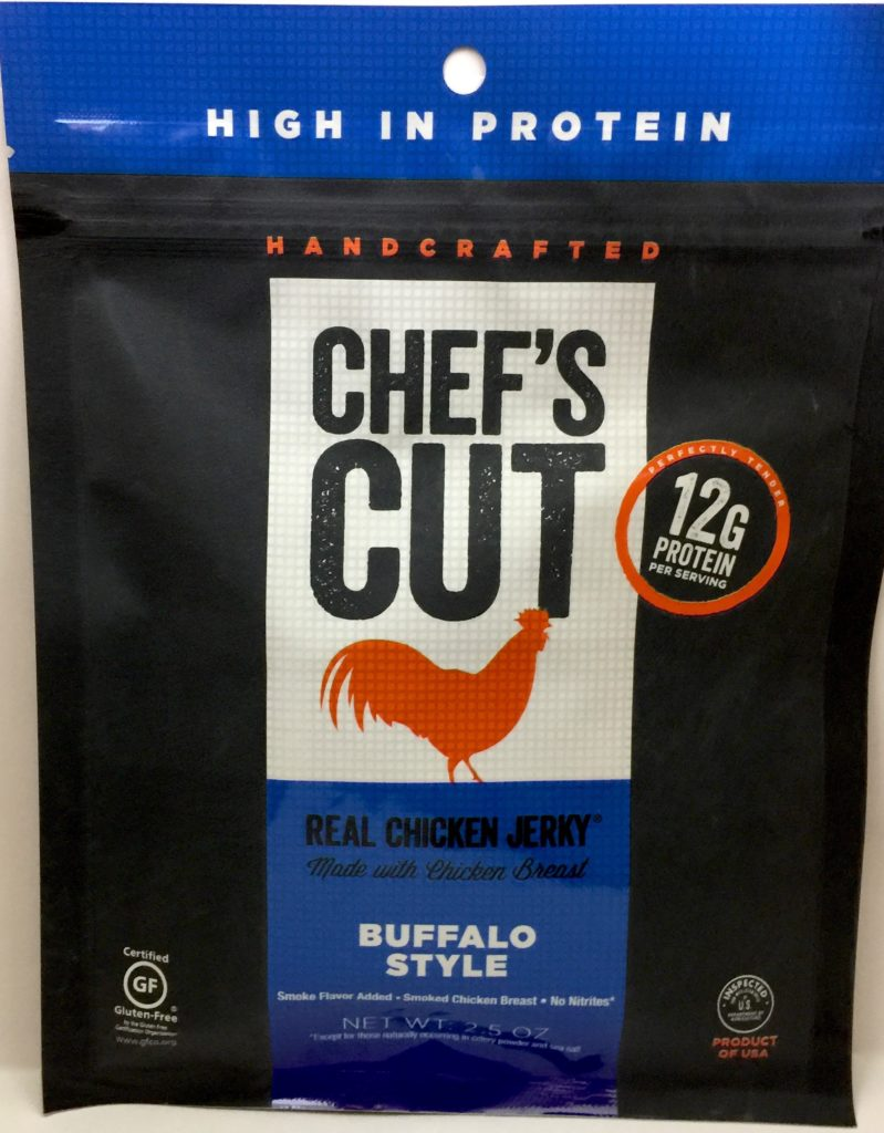 Chef's Cut Buffalo Style Chicken Jerky