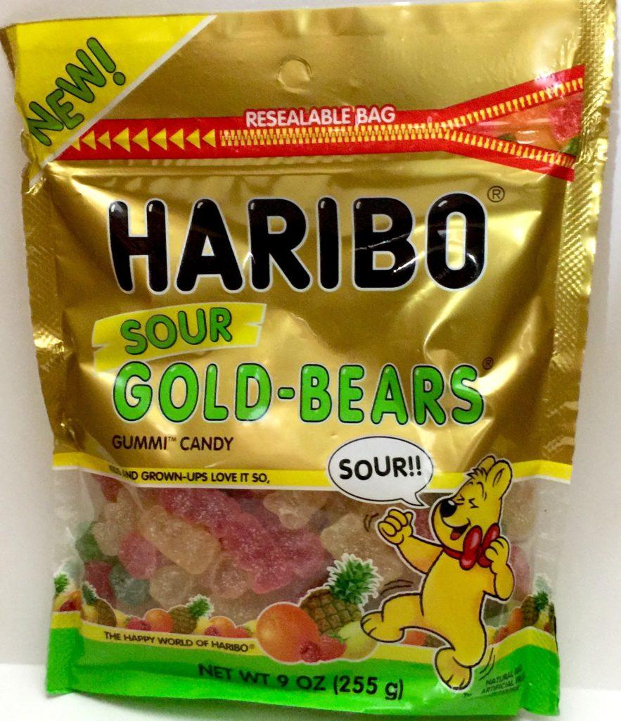 Haribo Sour Gold-Bears