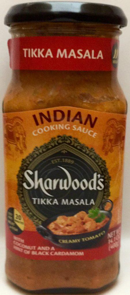 Sharwood's Tikki Masala Cooking Sauce