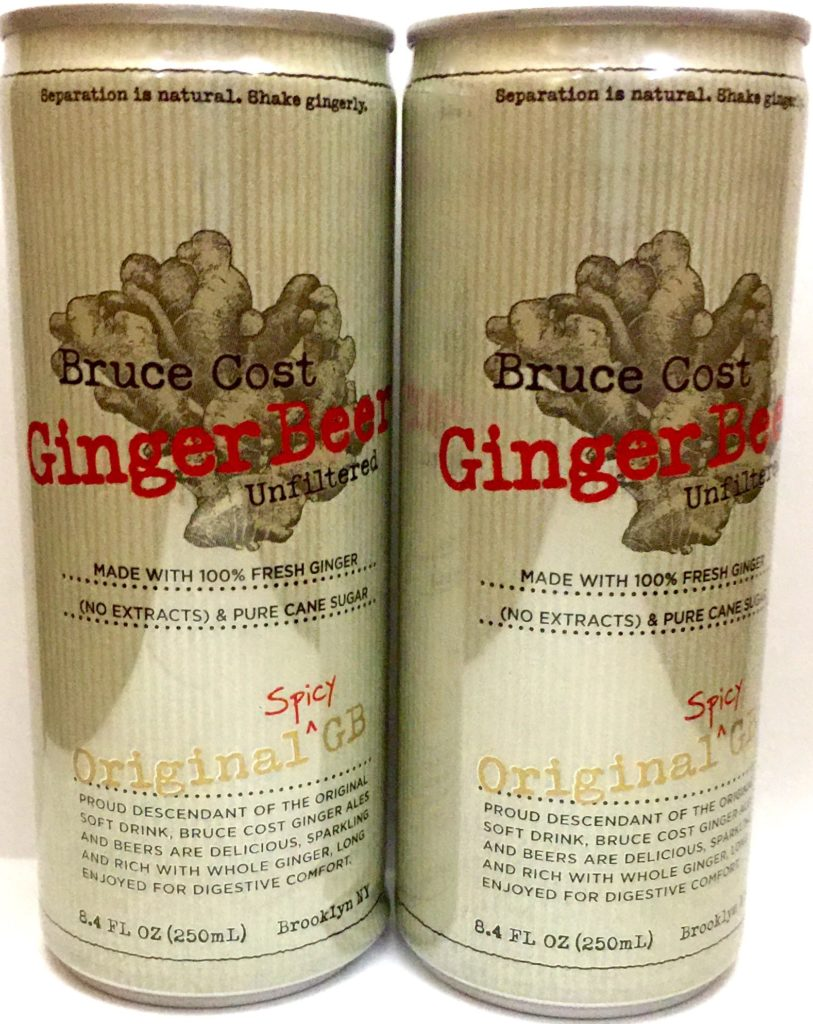 Bruce Cost Ginger Beer