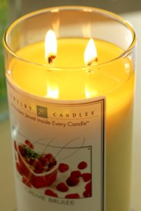 2016.12 Jewelry Candles melting