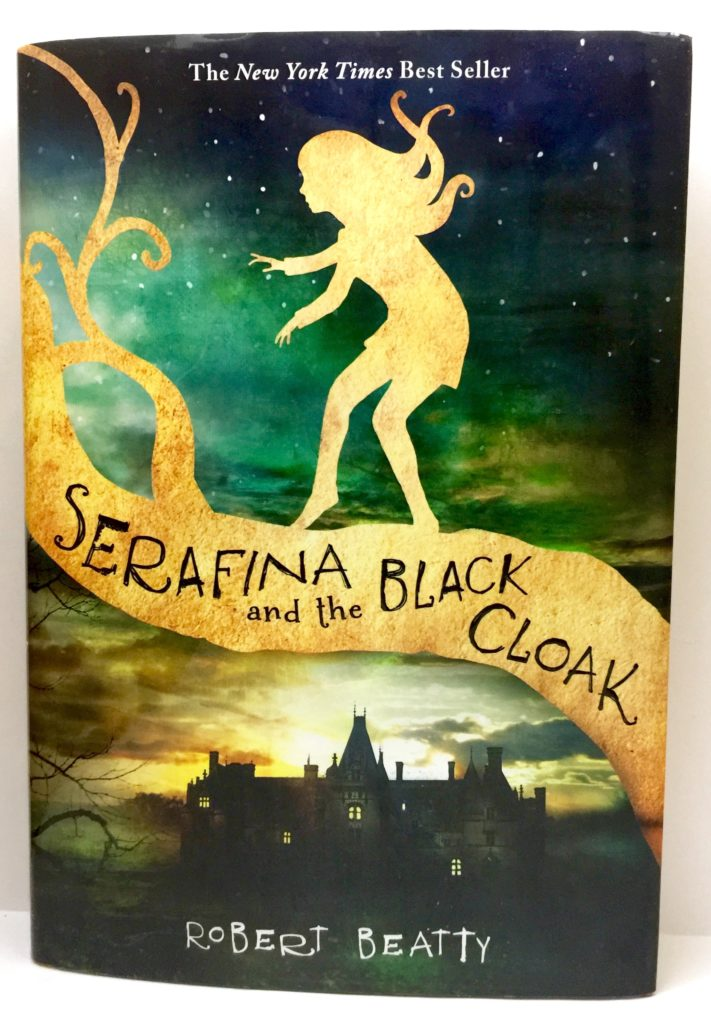 Serafina And The Black Cloak Signed Copy Giveaway Ends 1