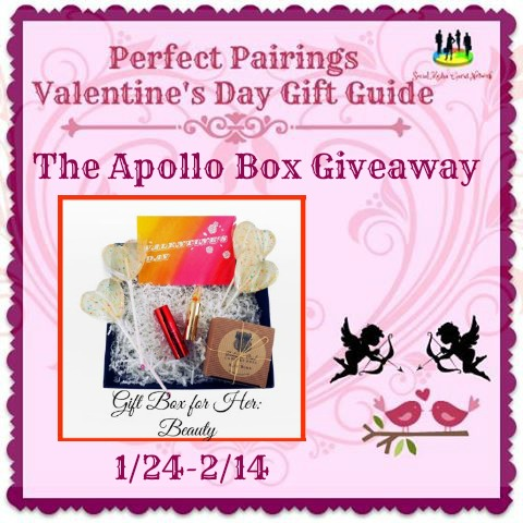 The Apollo Box Giveaway Ends 2 14 The Homespun Chics