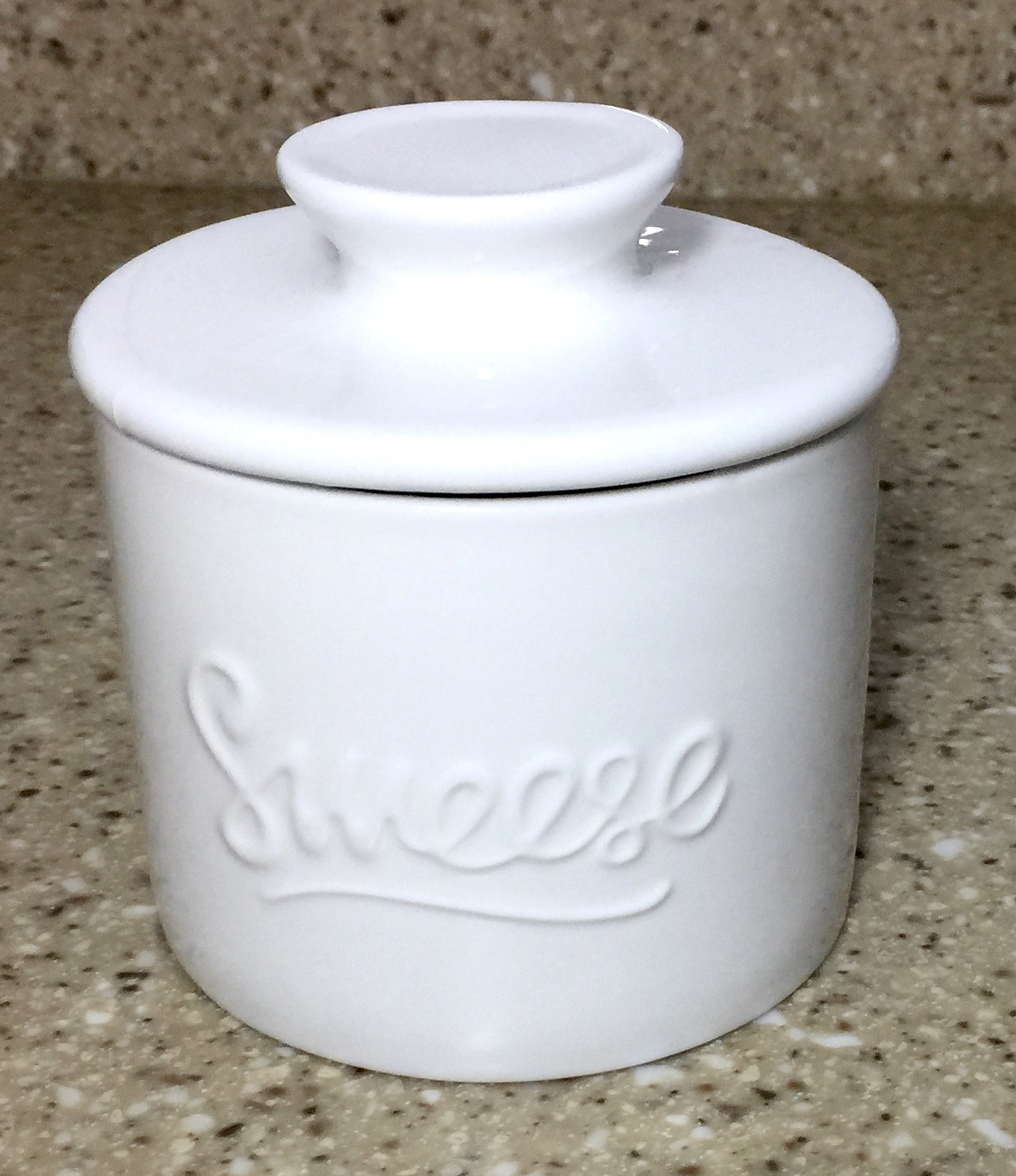 Sweese Butter Keeper Crock Giveaway The Homespun Chics