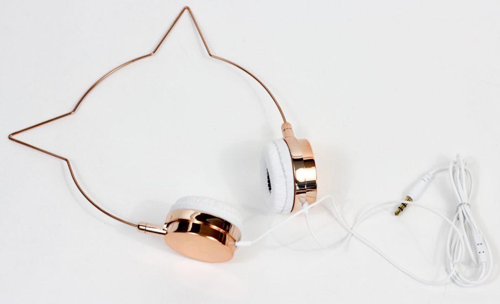 Cat Lady Box Headphones